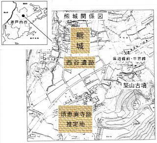 熊城関係図